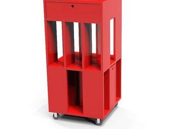 MALHERBE EDITION -  - Spielzeugbehälter (beweglich)