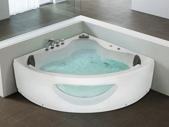BELIANI - tocoa - Whirlpool Badewanne