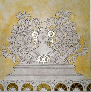 Atelier Follaco -  - Trompe L'oeil Malerei