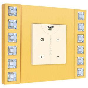 FEDE - crystal de luxe velvet collection - Elektronisches Thermostat