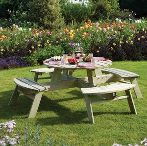 ROWLINSON -  - Picknick Tisch
