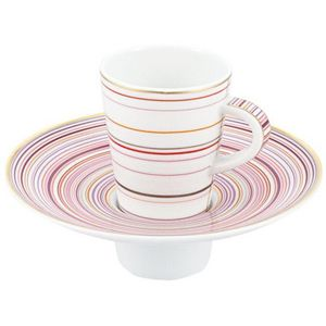 Raynaud - attraction rose - Kaffeetasse