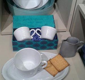 ATELIER BLEU D'ARGILE -  - Kaffeetasse