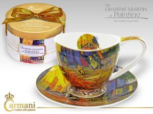 HANIPOL - CARMANI -  - Teetasse