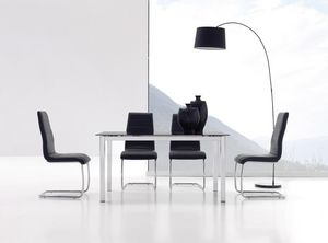 Casa - table design - Rechteckiger Esstisch