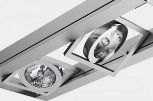 ES-System - system 3000 - Büro Deckenlampe