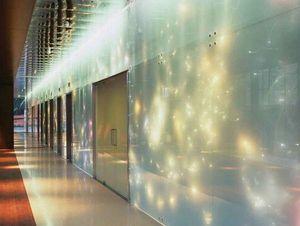 GLASSOLUTIONS France - emalit seralit opalit - Trennwand