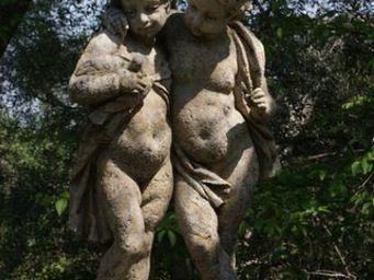 TERRES D'ALBINE - jumeaux - Skulptur