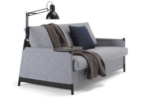 INNOVATION - canapé design neat gris granite convertible lit 13 - Bettsofa