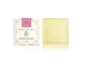 True Grace - bergamot hard soap - Seife
