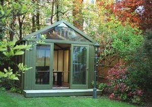 Home Office Garden Rooms - the duet - Sommerpavillon