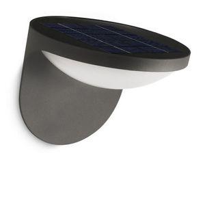 Philips - applique solaire dusk led ip44 h13,6 cm - Garten Wandleuchte