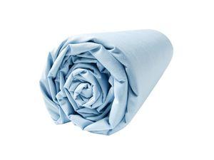 BLANC CERISE - peignoir capuche - coton peigné 450 g/m² sable - Spannbettlaken