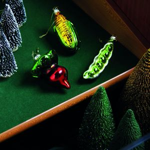 &klevering - vegetable ornaments - Weihnachtsschmuck