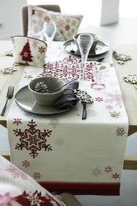 Art De Lys - cocon d'hiver - Tischdekoration