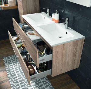 Allibert - verone - Doppelwaschtisch Möbel