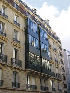 FINELINE -  - Erkerfenster