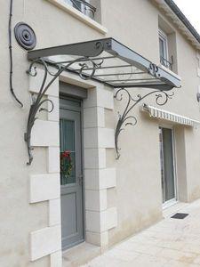 LA FORGE DE ROHANE -  - Eingangsvordach