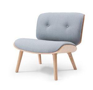 MILANDA - nut lounge - Stuhl Mit Armlehne