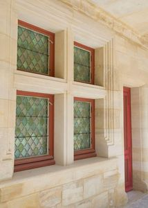 Asselin - restauration  - 1 Flügel Fenster