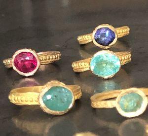 ESTHER Assouline -  - Ring