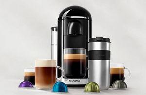 Nespresso France - vertuo - Espressomaschine