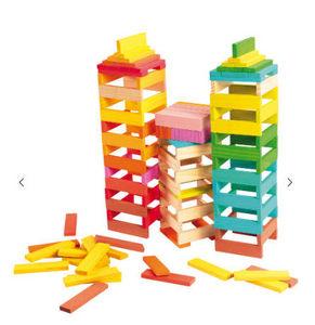 Legler - blocs - Aufbau Spiel