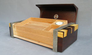 ATELIER MARCU -  - Zigarrenkassetten