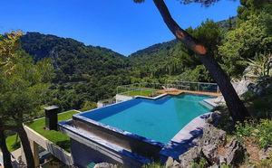 Diffazur Piscines - sur-mesure - Überlaufschwimmbad
