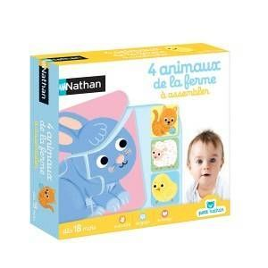 EDITION NATHAN -  - Kinderpuzzle