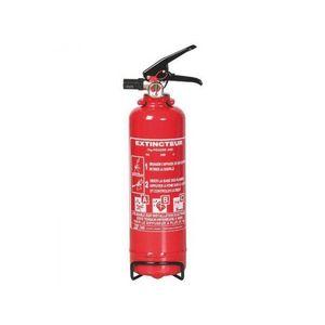 Rot -  - Feuerlöscher