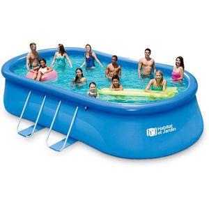 Habitat Et Jardin -  - Schwimmbad Mobil
