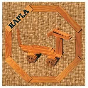 Kapla -  - Aufbau Spiel