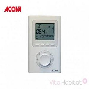 Acova Radiators -  - Programmierborer Thermostat
