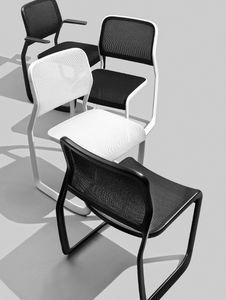 Marc Newson - newson - Stapelbare Stühle