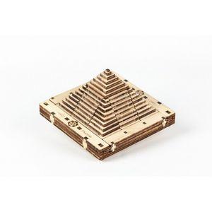 NKD PUZZLE - pyramido - Aufbau Spiel