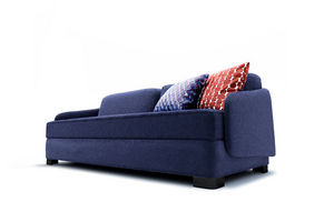 Milano Bedding - vivien blue - Bettsofa