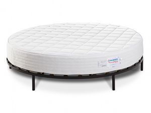 DREAMEA PLAY - ensemble matelas + sommier roma - Bettwäsche