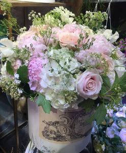 LUC DESCHAMPS -  - Blumengebinde