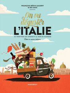 EDITIONS MARABOUT - on va déguster l'italie - Rezeptbuch