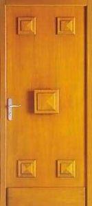Portes Mid - bangui - Eingangstür