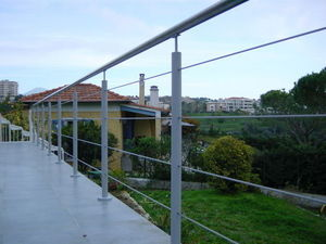SK-SYSTEME - balustrade cables - Geländer