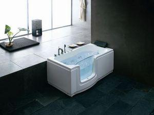 Medibagno - vasca per disabili - Badewanne Mit Einstiegstür