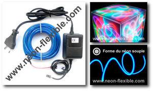 NEONFLEXIBLE.COM - décoration de la maison bleu 5m - Biegsamer Neon