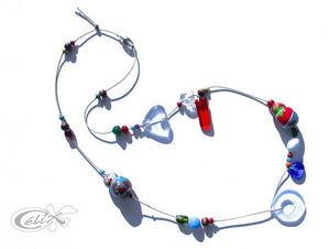 CELIX Infusing Art - ma poupée, mon coeur - Halskette