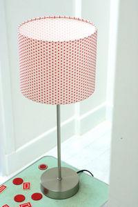 ADELINE KLAM - petit modele - Lampenschirm In Trommelform