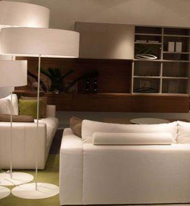 ROSSETTO ARREDAMENTI - salone del mobile milano 2009 - Sofa 2 Sitzer