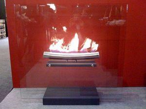 Rêve de Flamme Déco Design - virginia 1000 - Kamin Ohne Rauchabzug