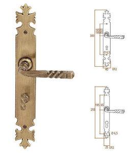 Brionne -  - Türdrücker Set