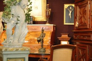 Antiquites Decoration Maurin -  - Statue